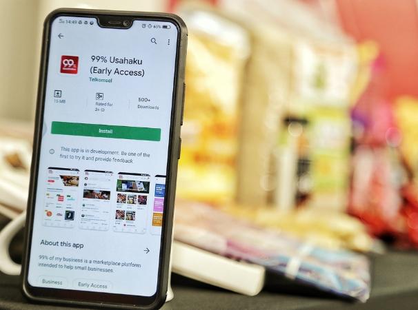 """Telkomsel Enterprise Dorong Pelaku SME """"Go Digital"""""""