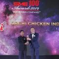 10 Tahun, Orchi Kian Kokoh di Bisnis Fried Chicken