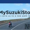My Suzuki Story, Wadah Digital Berbagi Cerita Para Bikers Suzuki