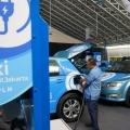 Percepat Program Mobil Listrik, Bluebird dan PLN Kerja Bareng