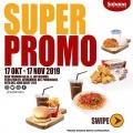 Buruan Ajak Keluarga, Ada Super Promo dari Sabana Fried Chicken