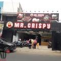 Mr Crispy Resmikan Cabang Baru di Jatiwaringin