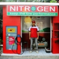 Green Nitrogen dan Bandrex Jadi yang Pertama Beri Kesadaran Masyarakat Pentingnya Keselamatan Berkendara