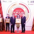 Lima Brand Enesis Group Raih Predikat Paling Populer di Ranah Digital