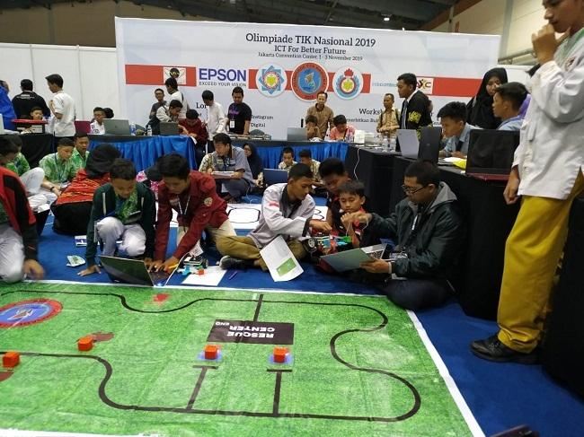 Hadirkan Olimpiade TIK Nasional, Indocomtech Tidak Sekedar Pameran Bisnis Tetapi Jadi Wahana Pembelajaran Teknologi