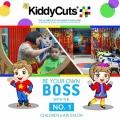 Bisnis Salon Anak Unik dan Menguntungkan dari Kiddycuts