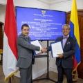 RI-Kolombia Rencanakan Studi Kelayakan Perjanjian Dagang