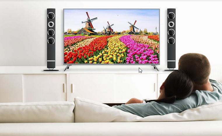 Polytron Rilis LED TV 4K Ultra HD, Harganya Rp6 Jutaan