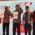 WIKA Juara I Annual Report Award 2018 Kategori BUMN Non Keuangan Listed