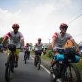 30 Tahun Berkarya, Polygon Gelar Touring Sepeda dari Sidoarjo ke Jakarta