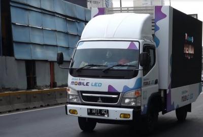 Gandeng Ming Promotion, StickEarn Siap Garap Pasar Videotron Berjalan di Indonesia