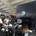 Nimbrung di IIMS Motorbike Expo 2019, Binelli Boyong Tiga Produk Terbaru