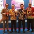 Terus Ukir Prestasi, PTPN X Dianugerahi Tiga Penghargaan TOP Digital Award 2019