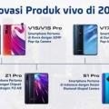 Kilas Balik Rangkaian Inovasi Produk Vivo di 2019