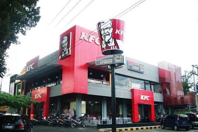 Hingga Akhir 2019, KFC Buka 700 Cabang di Indonesia