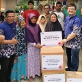 BAF Bantu Korban Banjir di Wilayah Jakarta dan Sekitarnya