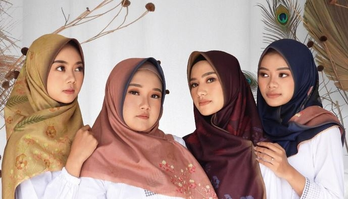 Pertama di Indonesia, Kisera Hadirkan Kerudung 4 Warna Dalam 1 Helai