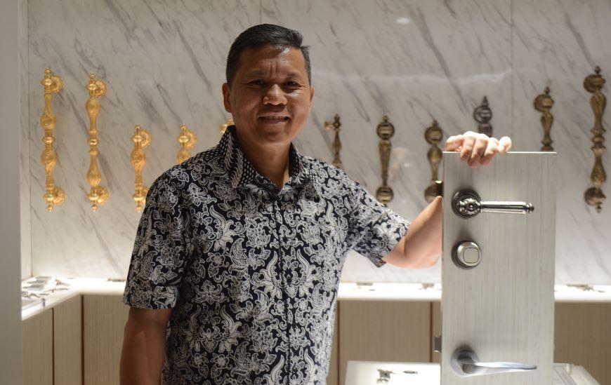 Dekkson Resmikan Sarana Belajar Door Window Hardware Pertama di Indonesia