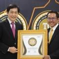 Kinerja Bisnis Positif, Astragraphia Sukses Raih TOP Public Company & TOP CEO Award 2019