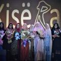 Perkenalkan Kerudung 4 Warna Dalam 1 Helai, Kisera Raih Penghargaan Pertama di Indonesia