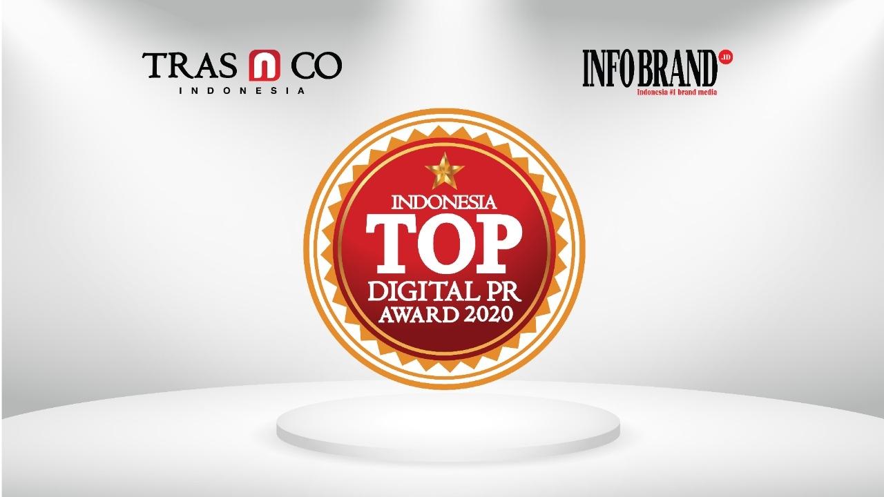 Kali Ketiga, TRAS N CO Indonesia Apresiasi Perusahaan-Perusahaan dengan Kinerja PR Digital Terbaik