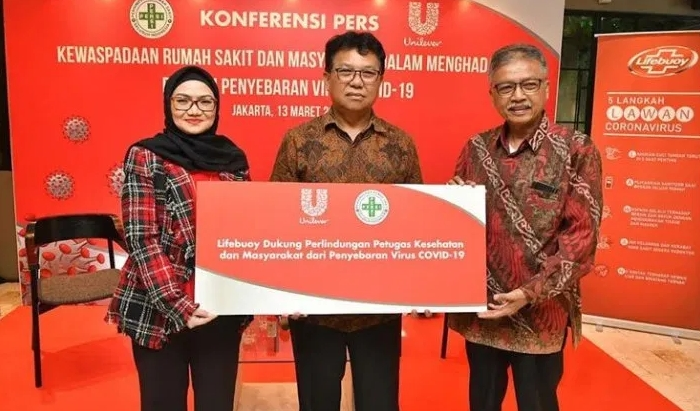 Unilever Turut Ambil Peran Dalam Membantu Melindungi Masyarakat Indonesia dari Pandemi Covid-19