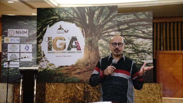 Usung Eco-Wisata Di Desa Apar, Pertamina Raih Penghargaan Indonesia Green Awards 2020