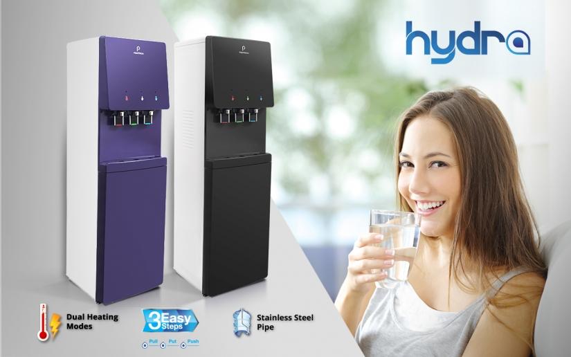 Teknologi Hybrid, Dispenser Masa Kini Untuk Tangkal Penyakit