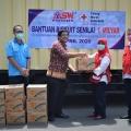 ASW FOODS Salurkan Bantuan Biskuit Hatari Senilai Rp1 Milyar Untuk Tim Medis Covid-19
