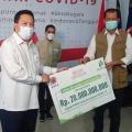 Sumbangkan Rp20 Miliar Kepada BNPB, Adaro Fight For Indonesia Siap Perangi COVID-19