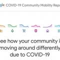 Google Merilis Covid-19 Community Mobility Report untuk Indonesia
