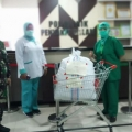 Peduli Corona, HighScope Indonesia Salurkan APD ke Tim Medis