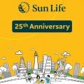 25 Tahun Bercahaya, Sun Life Indonesia Sebarkan Semangat Positif di Tengah Pandemi Covid-19