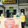 Indosat Ooredoo Salurkan Bantuan Untuk Lawan Pandemi Covid-19