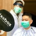 Ixobox Hadirkan Layanan Gunting Rambut #DiRumahAja