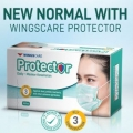 Wings Luncurkan Masker 3 Ply Wingscare Protector