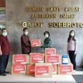 Peduli Covid-19, MECCAYA Pharmaceutical Donasi Ribuan APD dan Sembako