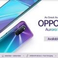 Terinspirasi dari Fenomena Alam, OPPO A92 Kini Hadir dengan Warna Aurora Purple