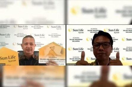 Sun Life Luncurkan Asuransi Syariah, Satu Polis Bisa Untuk Sekeluarga