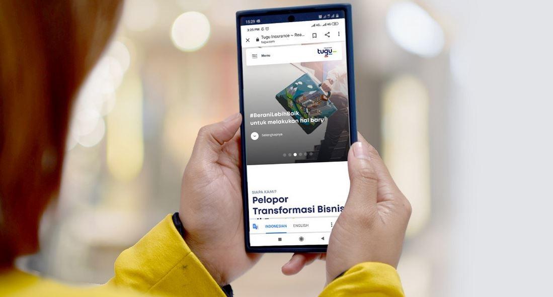 Tugu Insurance Terus Kembangkan Platform Digital Untuk Memudahkan Masyarakat Bertransaksi