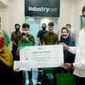 Rayakan Ultah ke-3, Portal Berita Industry.co.id Salurkan Bantuan ke Warga dan Anak Yatim Terdampak COVID-19
