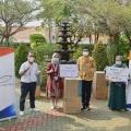 Bersatu Lawan COVID-19, Gree Salurkan Air Purifier ke Berbagai Rumah Sakit dan Instansi Pemerintah