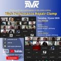 AVK Fusion Indonesia merubah periode WFH menjadi peluang dengan Pelatihan Online