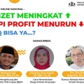 Bantu Tingkatkan Omzet UMKM, FEB Usakti Gelar Seminar Online