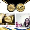 Morinaga Platinum Raih Penghargaan Pertama di Indonesia