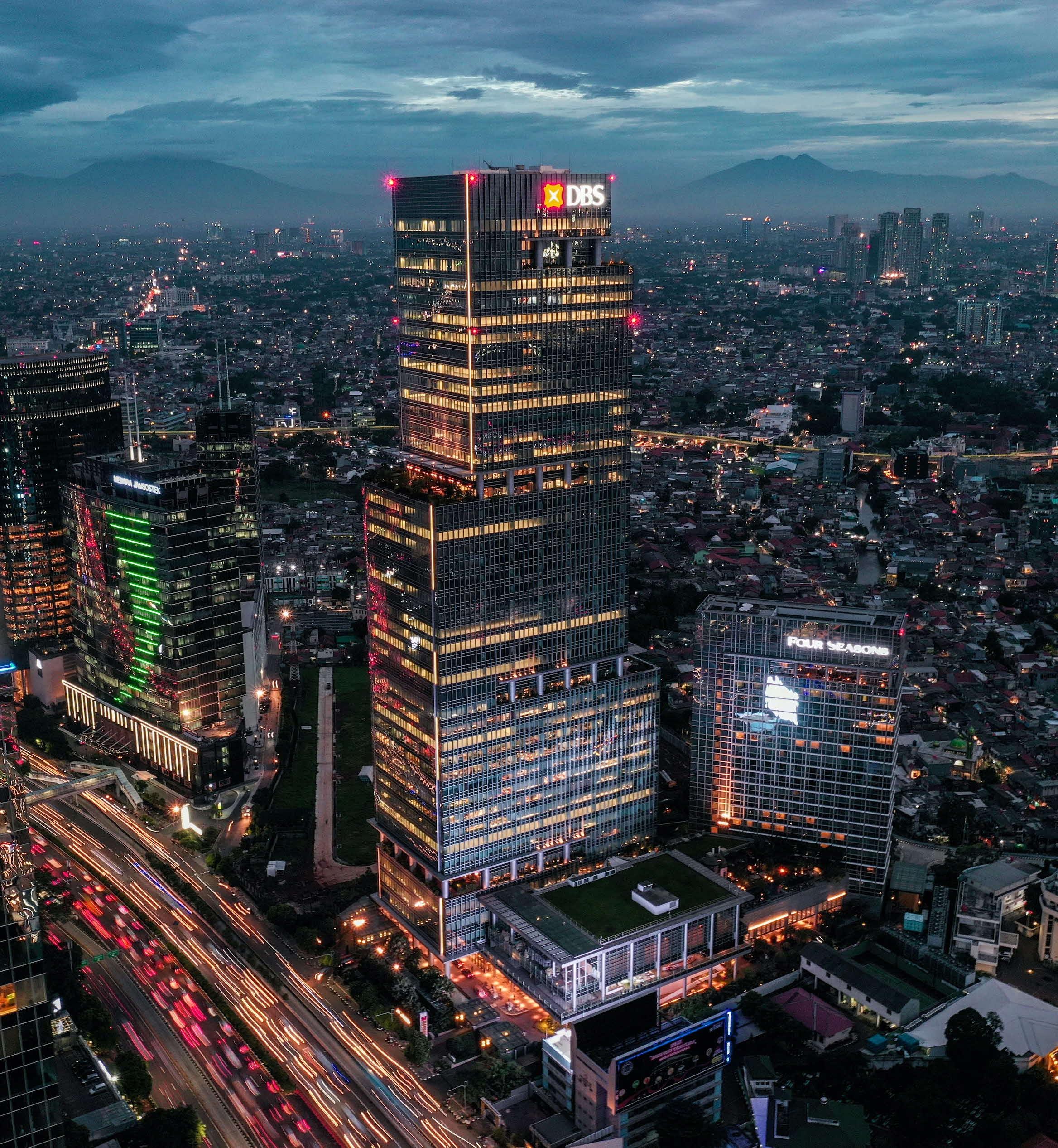 Memasuki Iklim Investasi Di Era Baru, Bank DBS Indonesia Perkenalkan Mandiri Global Sharia Equity Dollar.