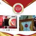 Dikenal Hingga Manca Negara, Haan Raih Indonesia Digital Popular Brand Award