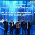 PT PP Sabet 2 Penghargaan dalam Ajang BUMN Branding & Marketing Award 2020