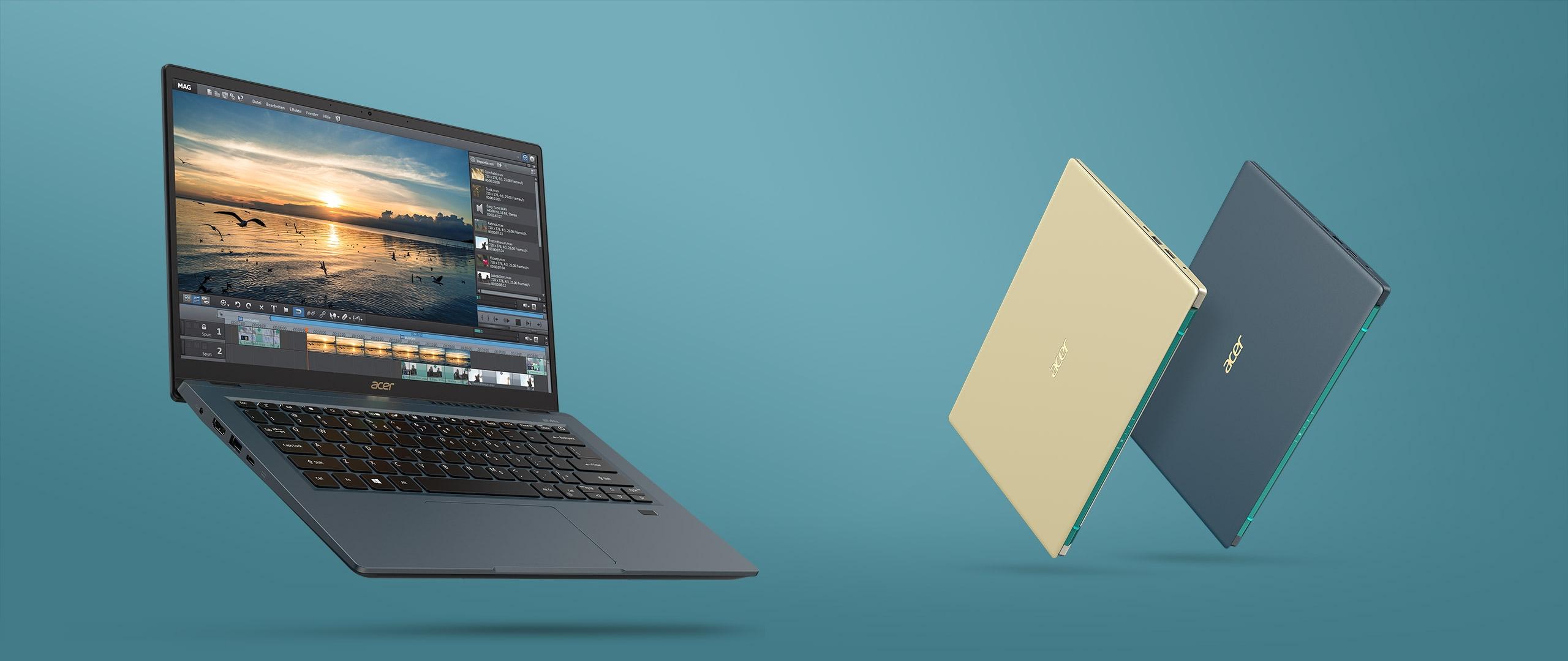 Acer Luncurkan Swift 3X: Setara Laptop Gaming dan Cocok Untuk Content Creator