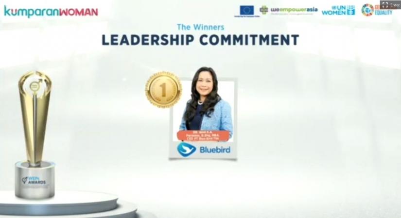 Bluebird Group Raih Penghargaan UN Women dalam Promosikan Kesetaraan Gender di Tempat Kerja